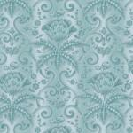 SOLD OUT Laurel Cottage Damask Pond Blue 1175-05