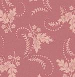 OUT OF PRINT: Laurel Cottage Dainty Sprig Rose Petal Pink 1178-26