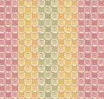 Laurel Cottage Basketweave Strawberry Pink 1179-28