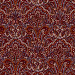 Paisley Twist Brandy 1314-21