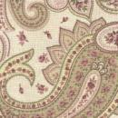 OUT OF PRINT:  Tuilleries Panache 1126-77 Ivory/Pink