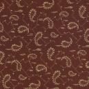 OUT OF PRINT Tuilleries Chantilly Paisley 1132-88 Scarlet Red