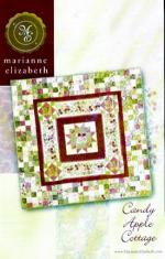 Candy Apple Cottage Quilt Pattern