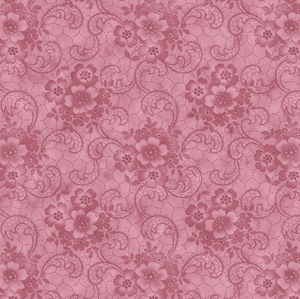 "OUT OF PRINT: Harlow: Glamour Girls fabric in the color ""Flamingo"" pink 2231-01"