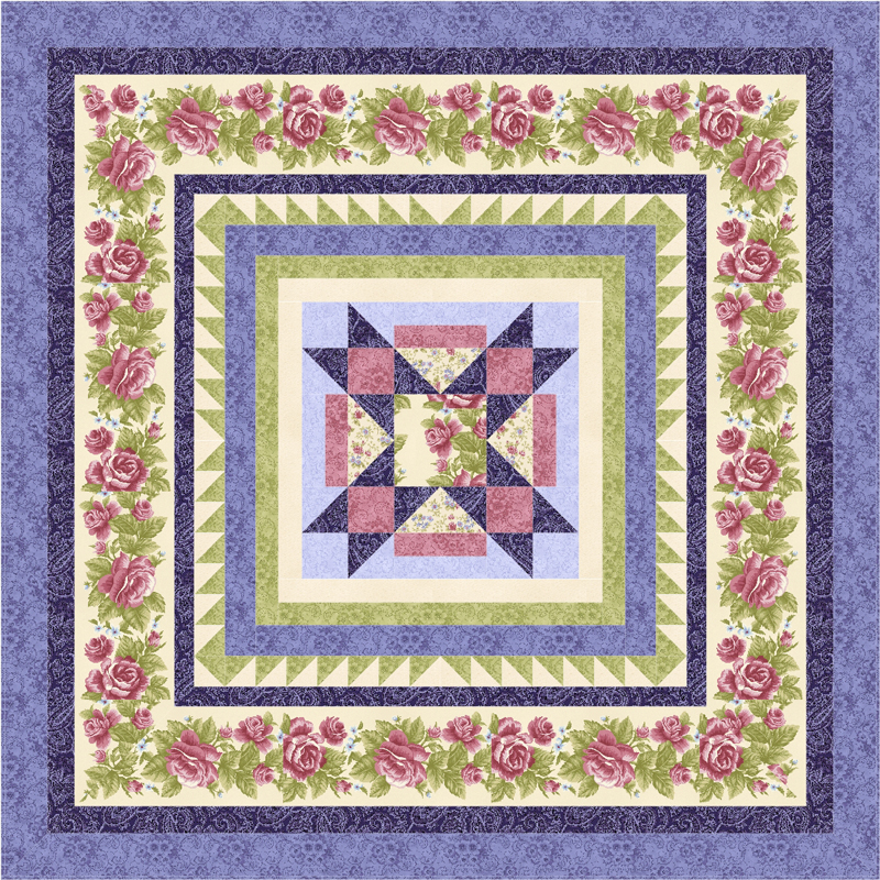 HARLOW COUNTRY Quilt Pattern