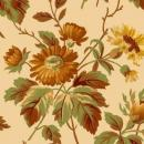 OUT OF PRINT Marleigh Wildflower Ivory Russet 1002-72