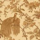 OUT OF PRINT Marleigh Toile De Versaille Caramel 1123-77