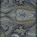 OUT OF PRINT Tuilleries Marseille Paisley Midnight Blue 1125-55